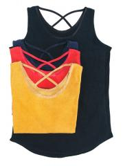 TF Tank Top(Short Pile)【OUTLET/60%OFF】