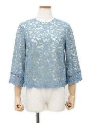 LACE BLOUSE【OUTLET/50%OFF】