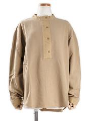 MILITALY HENLEY PULLOVER