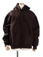 Back Fleece Sweat hoodie P/O《セットアップ可(上)》