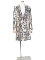 EMERSONFLY WINGTIP COAT - LEOPARD