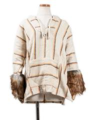 FUR MEXICAN PARKA【OUTLET/60%OFF】